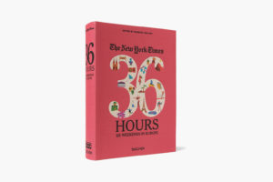 36 Hours Europe Book Design