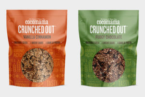 Cocoamama Brand Packaging