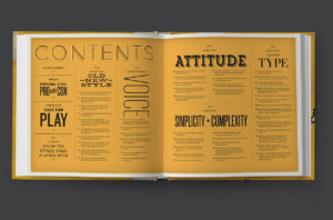 Graphic Style Lab Book Typography