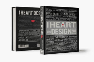 I Heart Design Book Cover Design