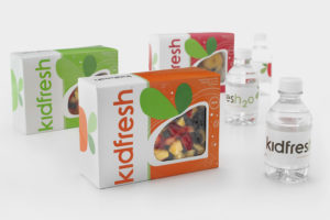 Kidfresh Packaging Design