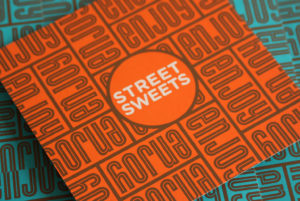 Street Sweets Logo Design