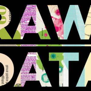 Raw Data Infographic Designer Sketchbooks