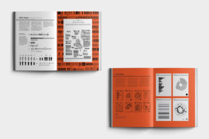 Raw Data book design